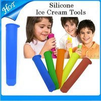 Cheap Silicone Push Up Ice Cream Best Ice Cream Tools
