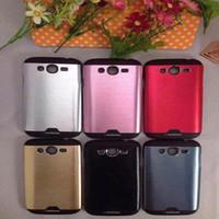 Cheap For Samsung Motomo case Best Metal Blue MOTOMO 3th case