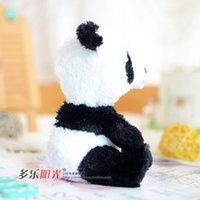 baby beanie boos - Original TY Beanie Boos Panda cm Soft Stuffed Plush Doll Baby Toy Animal Cartoon Gift