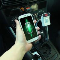 best usb bluetooth adapter - Best selling in Bluetooth Adapter Car MP3 Player Wireless Car Bluetooth FM Transmitter Car Kit with USB bluetooth radio Voltage Meter