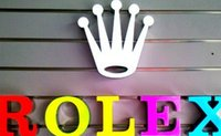 Wholesale LED illuminated signs D channel letters logo storefront business signage