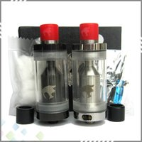 vapes - Vaporizer Monster V3 RBA Custom Vapes Rebuidable Atomizer Clone Upgraded Airflow Control System fit Mods DHL Free
