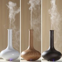 air diffuser - Humidifiers ultrasonic aromatherapy machine aroma diffuser Aroma Humidifier Air Humidifier Purifier LED Ultrasonic Mini Aroma Diffuser