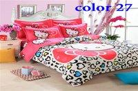 Wholesale Hot sale bedding set bedclothes designer brand set duvet cover set beauty Full King queen size factory offer on sale