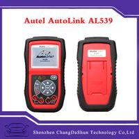 auto test smart - DHL Original Autel AutoLink AL539 OBDII Electrical Test Tool Auto Link al With Excellent Quality
