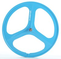 Wholesale hot selling high level new design delicated appearance spoke fixie wheels