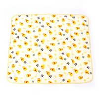 Wholesale Cotton Changing Diapers Mat Baby Infant Travel Covers Waterproof Pad Mattress Washable Urine Pad Bed Sheet