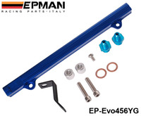 Wholesale EPMAN High Quality Fuel rail kits for Mitsubishi G63 EVO Have In Stock EP Evo456YG TK Evo456YG