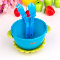 baby food combinations - 4pcs set sets bent baby spoon baby food children s tableware spoon combination baby flatware feeding spoon