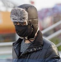 Wholesale New Influx Of Korean Men Thick Masks Lei Feng Cap The Best Choice For Cold Winter Warm Hat SS2010
