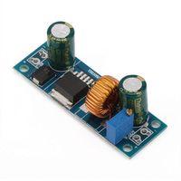 Cheap 5 PCS LOT DC 4.5~30V to 0.8~30V 5A Adjustable Voltage Regulator DIY Buck laptop Power Supply   Power Adapter