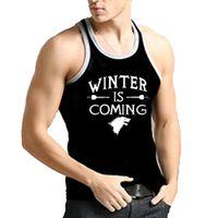 army tank games - Game Of Thrones Walking Dead Yeezus Breaking Bad Men Tank Tops Cotton Diamond Star Wars O Neck Man Beatles Sleeveles Shirts Top