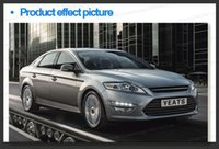 Cheap Free Shipping by EMS DHL TOP Quality Emark DRL YEATS running light LED daytime driving lamp For 2011 Ford Mondeo