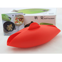 Wholesale Multifunctional Steaming Roast Food Bowl Random Color