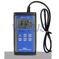 ambient temperature measurement - digital thermo hygrometer SUMMIT Measurement R H Ambient temperature dual digital LCD With character