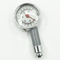Wholesale Brand New Car Styling Automobile High Precision Metal Tire Pressure Gauge Vehicle Tester Exterior Accessories High Quality