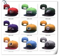 raiders snapback - New Arrival football Snapback Hats sports all teams caps Seahawks Raiders cap adjustable size drop shipping more than style