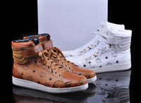 Wholesale HOT Fashion Brown Urban Nomad High Sneakers Shoe Colors High Quality Durable In Use