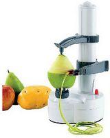 electric potato peeler - 2015 New Multifunction Stainless Steel Electric Fruit Apple Peeler Potato Peeling Machine Automatic H1388