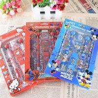 Wholesale office school supplies pencils automatic pencils eraser sharpener school stationery set kids gift