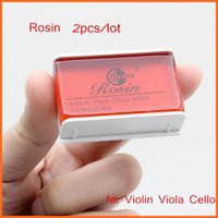 Wholesale Violin Viola Cello String Bow Rosin Colophony Pitch Friction increasing Resin for String Instrument