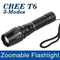 best xenon flashlight - Best Sale LED Torch Light CREE T6 Mini LED Flashlight Torch Lamp Zoom Modes Penlight Lanterna Waterproof Bike Light AAA