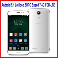 black inches - Android Lollipop ZOPO Speed G FDD LTE GB GB Bit Octa Core MTK6753 GHz G inch Smartphone