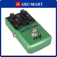 best effects pedal - High quality best price Drive Core NUX Drive Core Guitar Effect Pedal EC679