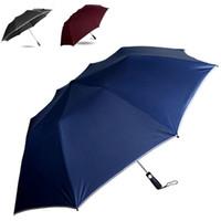 golf umbrella - Top Selling Ladies Windproof Umbrella Design Two folding Umbrella Creative Fashion Sun Rain Umbrellas Rain Women KT0136 Kevinstyle