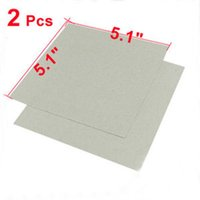Wholesale 2 quot x quot Microwave Oven Repairing Part Mica Plates Sheets Wonderful Gift