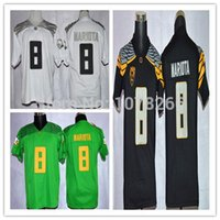 authentic oregon ducks football jersey - Factory Outlet NWT Oregon Ducks Marcus Mariota jersey Men s Authentic Stitched Green White Black Cheap College Football Jer