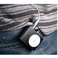 Mini DVR reproductor de música MP3 oculta espía Cam videocámara de la cámara de vídeo digital grabadora de audio Azul / Negro