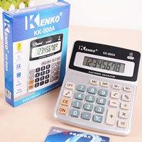 Wholesale office supplies computer Desktop Calculator A loud electronic calculator Business A ccounting Calculators
