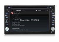 "Cheap HD 2 din 6.2"" Android 4.4 Car DVD GPS Radio for HYUNDAI SONATA ELANTRA TERRACAN SANTA FE TUCSON GETZ MATRIX TIBURON i20 LAVITA"