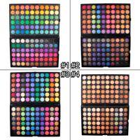 Wholesale Professional Eye Shadow Palette Nake Makeup Eyeshadow Palette Color maquiagem Make up Set Matte Shimmer Eyeshadow Powder styles