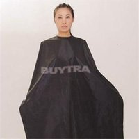 Wholesale 2014 New Large Size Barbers Hair Wraps Apron Capes for Cutting Hair Conxenient Anti Dirt Capes