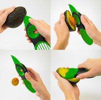 fruit slice - Kitchen Tool in Avocado Slicer Splits Fruit Pits Home Slices Household New Cooking Tools Gadget FG08086