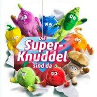baby cartoon video - Retail TCC Goodness gang Plush Toys Cartoon Fruit Vegetable Stuffed Toy Kawaii Broccoli Chili Banana Blueberry Baby Toys For Christmas Gifts