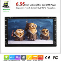 Cheap Double Din Car DVD Player Best Android 4.4 Car DVD