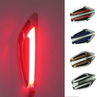 Wholesale Hot Sale Steering light Fender Side Lamp Auto Car LED Side Lights Marker Turn signal Lights Amber best deal
