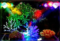 Wholesale New AC110V V W spot light beads underwater lights white blue red green yellow colorful led pool light