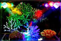 Wholesale New AC110V V W spot light beads underwater lights white blue red green yellow colorful led pool light