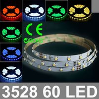 Wholesale DC12V input Epistar Chip SMD LEDs Meter LED Flexible Strip Light Two Years Warranty CE RoHS Certified