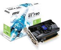 Wholesale MSI GT N730K GD5 MHz MHZ GB bit GDDR5 PCI E graphic card