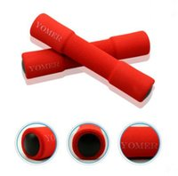 Wholesale female child plastic dip color dumbell kg professional fitness sports equipment lady home aerobics finess