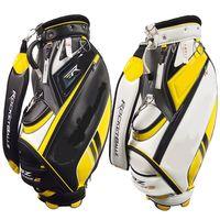 Wholesale 1pc top quality Men golf bag PU Rocketballez stage golf bags black yellow white yellow