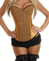batik suppliers - w1024 Colors Sexy new Satin with sequin clubwear show gilr corset buister bodyshaper S XL Factory Supplier