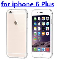 Wholesale Rushed Promotion Choose mm Ultrathin Clear Hard Back Case for Iphone s Plus Transparent Hybrid Cover