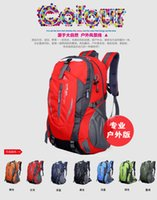 Wholesale High Quality L Outdoor Sport Waterproof Backpack Shoulder Bag Camping Hiking Travel Bag Cheapest