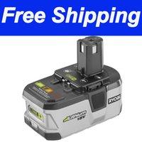 Wholesale 1 pack Ryobi Battery P104 ONE Ryobi V li ion Battery Ah Ryobi lithium battery order lt no track